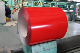1050 color coated aluminium coil for roofing