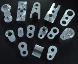 Aluminium profile parts