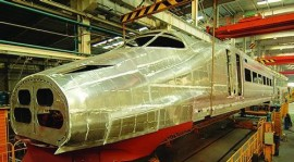 aluminium car body