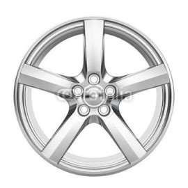 aluminium car wheel