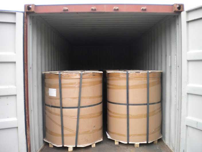 aluminium coil loading