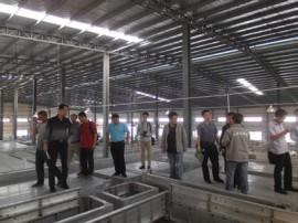 aluminium factory glance
