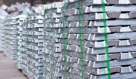 aluminium ignot