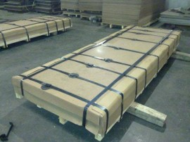 aluminium plate package