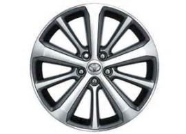 aluminium wheel hub