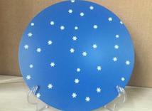 circle 1060 O coated with Teflon