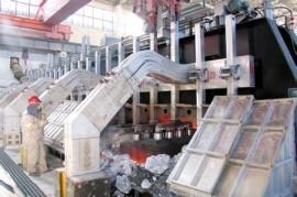 electrolytic aluminium production
