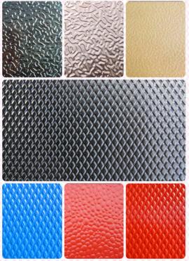 precoated aluminium sheet 3105