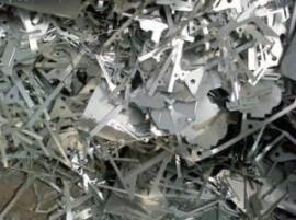 recycled aluminium